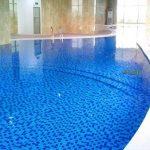 Tưng bừng khai trương Bể bơi 4 mùa nước mặn tại Ecolife Capitol.