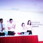 Hội nghị bầu Ban quản trị chung cư EcoLife Capitol dân chủ và hợp tác