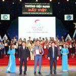 Big Sky vinh dự nhận giải thưởng Top 10 Thương hiệu mạnh Đất Việt 2019